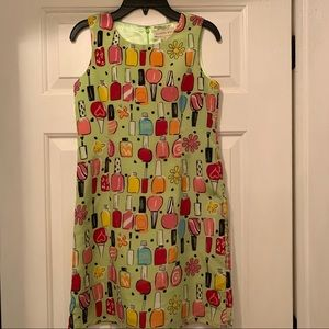 Copper Key Girl's Adorable Sleeveless Dress-Size12